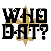 who dat shirts new orleans saint
