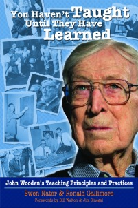 Book cover Coach John Wooden's Teaching Practices